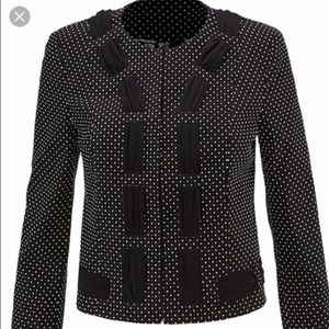 CAbi Dot Blazer from Spring 2017